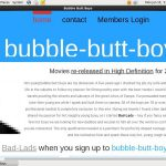 Id Bubble Butt Boys