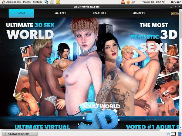 New Adultworld3d